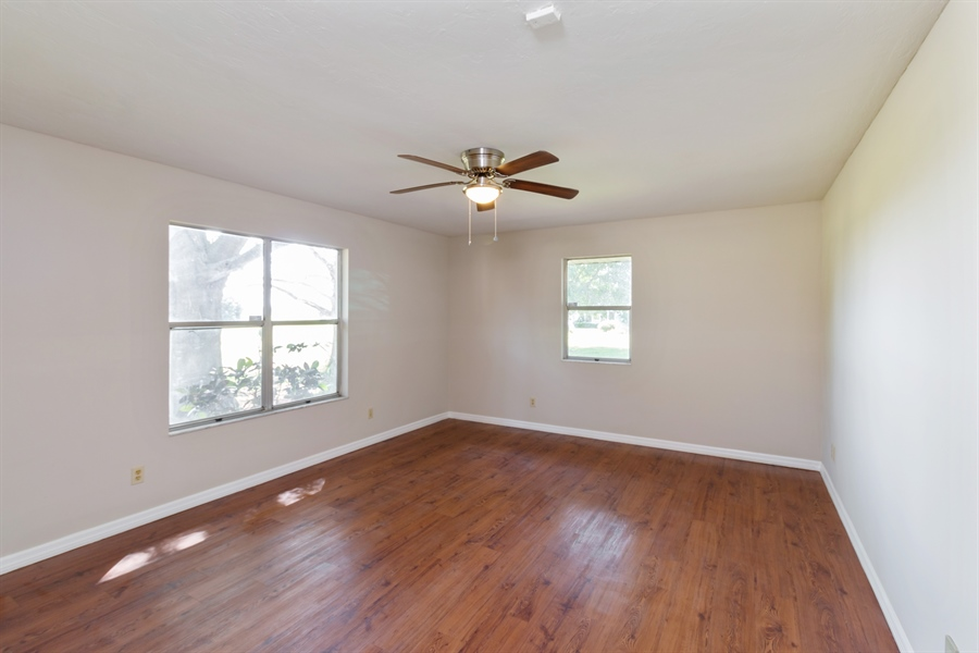 Real Estate Photography - 700 SAGINAW AVE., CLEWISTON, FL, 33440 - Master Bedroom