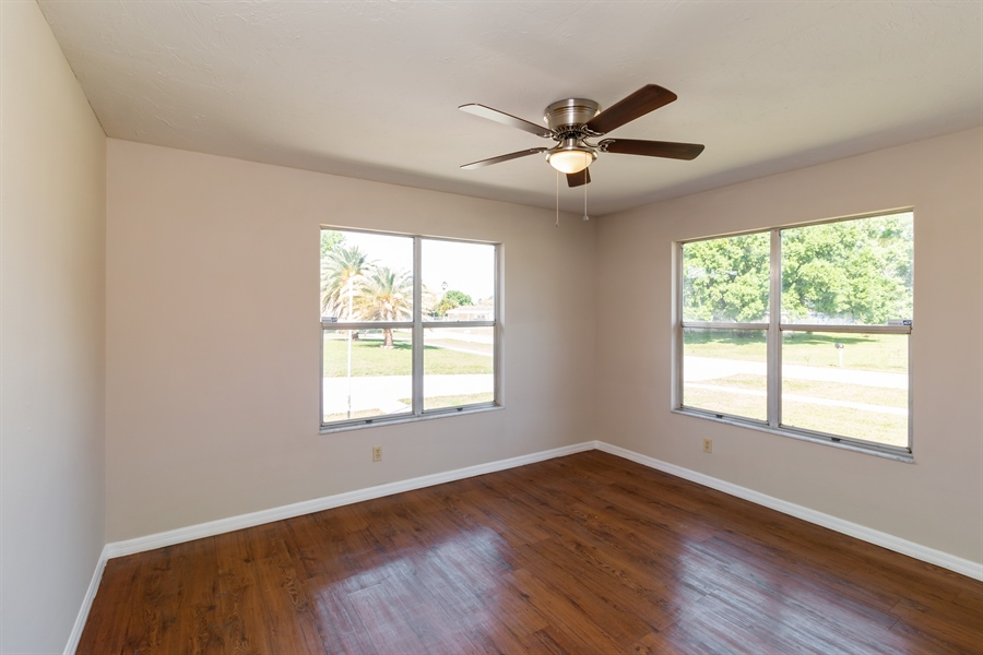 Real Estate Photography - 700 SAGINAW AVE., CLEWISTON, FL, 33440 - 2nd Bedroom