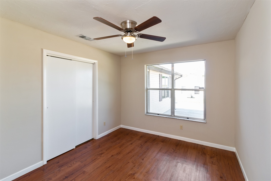 Real Estate Photography - 700 SAGINAW AVE., CLEWISTON, FL, 33440 - Bedroom