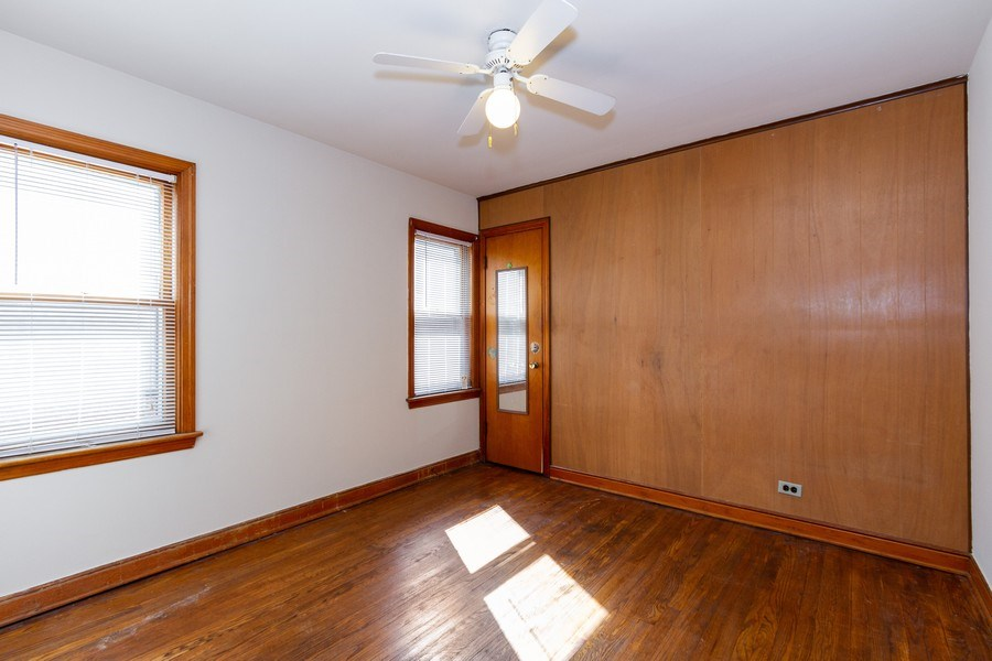 Real Estate Photography - 14132 Dearborn St, Riverdale, IL, 60827 - 2nd Bedroom