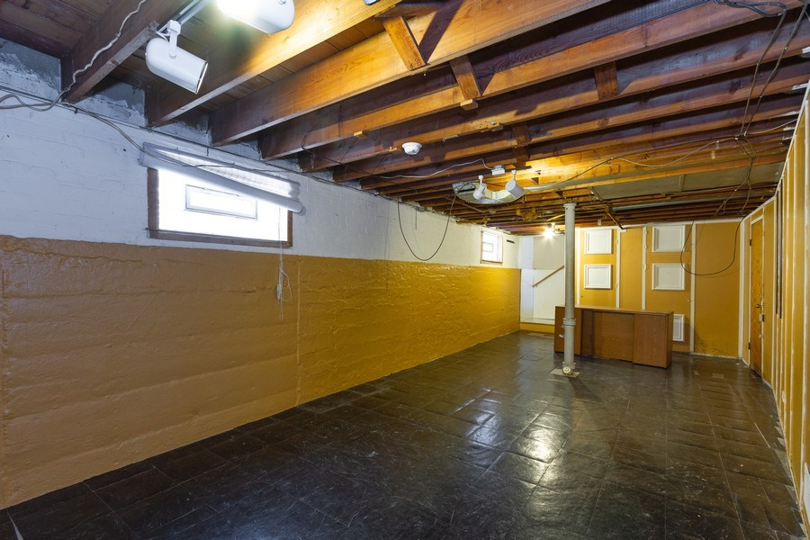 Real Estate Photography - 14132 Dearborn St, Riverdale, IL, 60827 - Lower Level