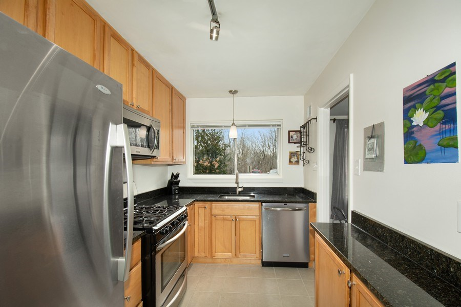 Real Estate Photography - 10696 Weymouth, Bethesda, MD, 20814 - Kitchen
