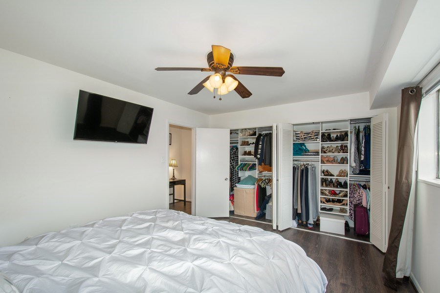 Real Estate Photography - 10696 Weymouth, Bethesda, MD, 20814 - Master Bedroom