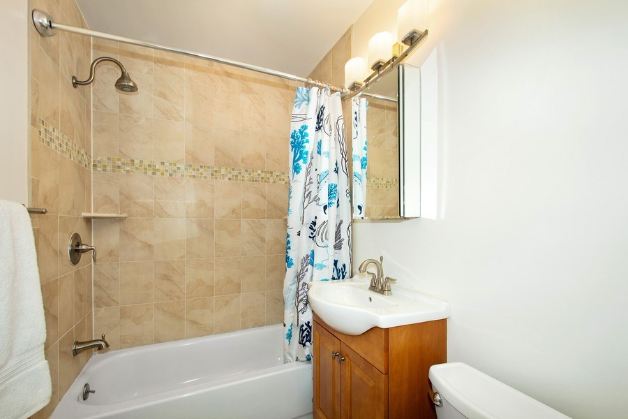Real Estate Photography - 10696 Weymouth, Bethesda, MD, 20814 - Bathroom