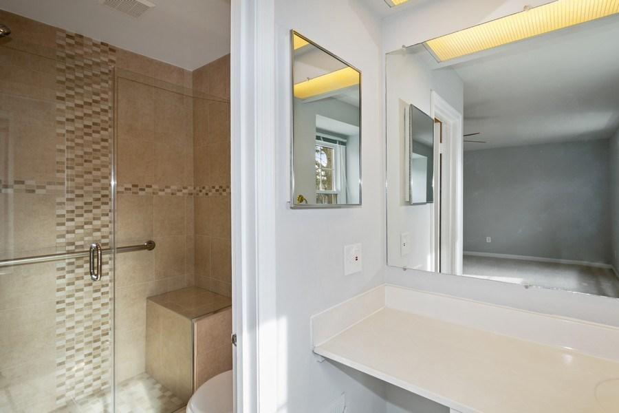 Real Estate Photography - 6929 Lafayette Park Dr, Annandale, VA, 22003 - Master Bathroom