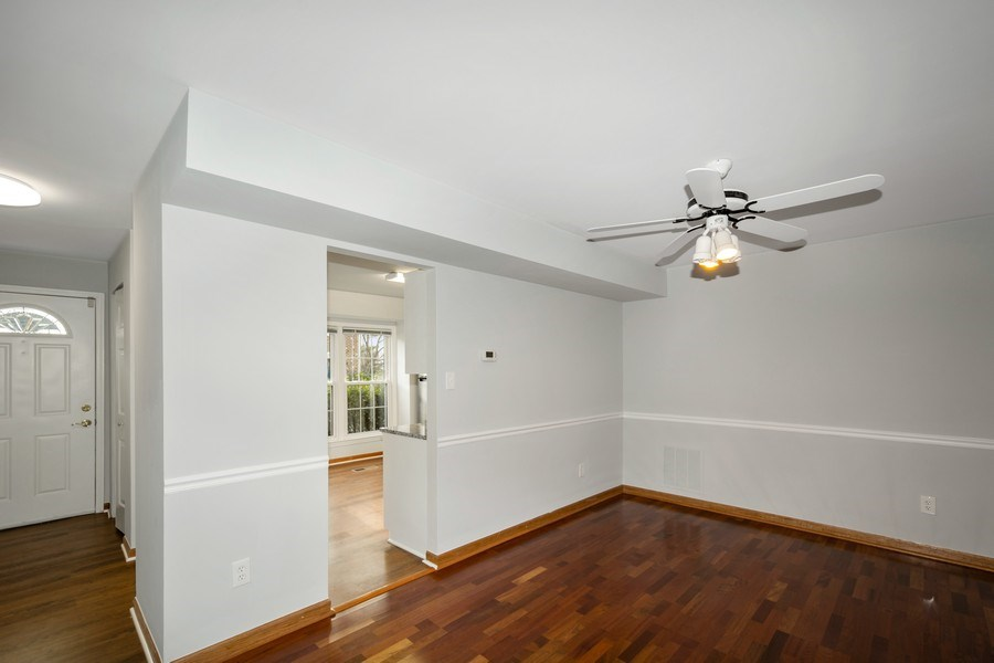 Real Estate Photography - 6929 Lafayette Park Dr, Annandale, VA, 22003 - Dining Room
