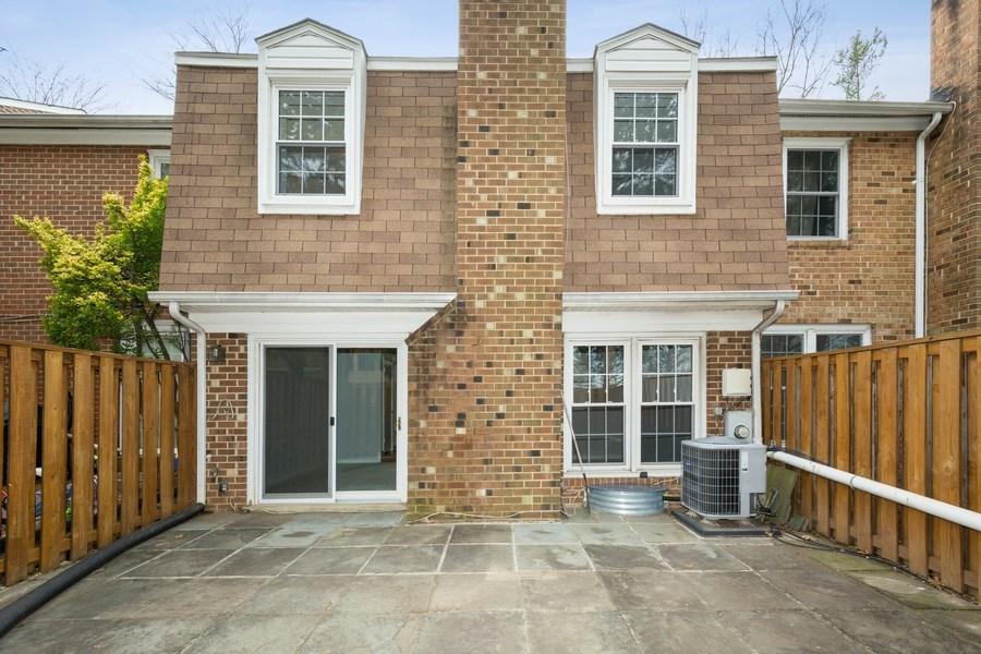 Real Estate Photography - 6929 Lafayette Park Dr, Annandale, VA, 22003 - Rear View