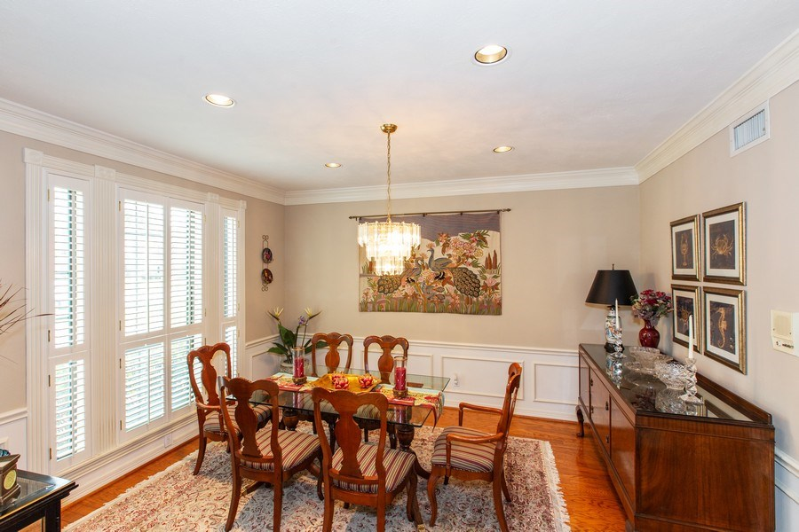 Real Estate Photography - 408 Fieldcreek Dr, Friendswood, TX, 77546 - Dining Room