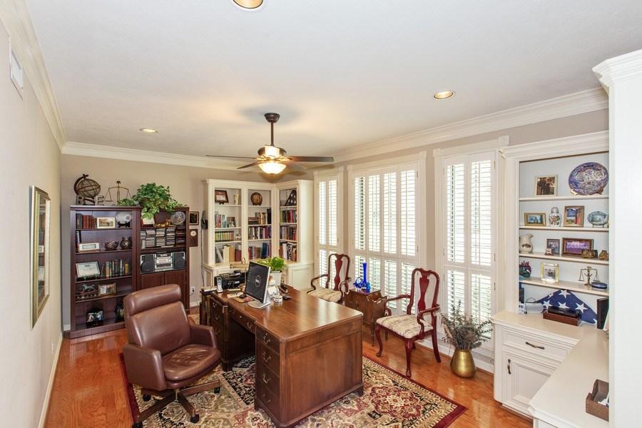 Real Estate Photography - 408 Fieldcreek Dr, Friendswood, TX, 77546 - Office