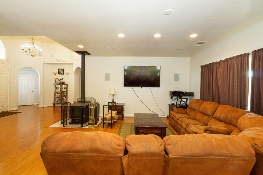 Real Estate Photography - 47298 Twin Pine Rd, Banning, CA, 92220 - Living Room