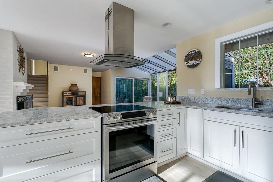 Real Estate Photography - 3615 East Bay Drive, Gig Harbor, WA, 98335 - Kitchen