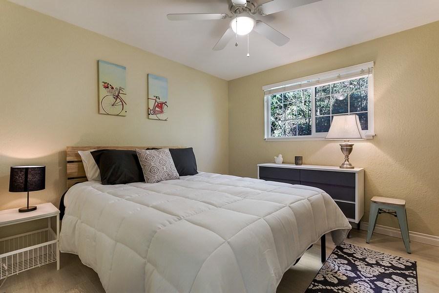 Real Estate Photography - 3615 East Bay Drive, Gig Harbor, WA, 98335 - Bedroom