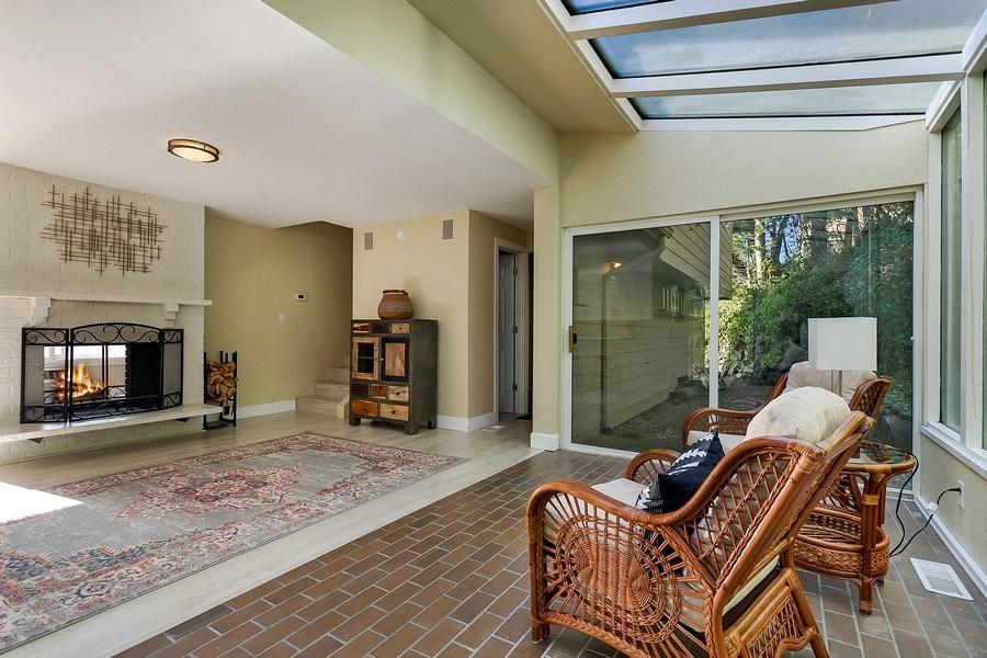 Real Estate Photography - 3615 East Bay Drive, Gig Harbor, WA, 98335 - Family Room