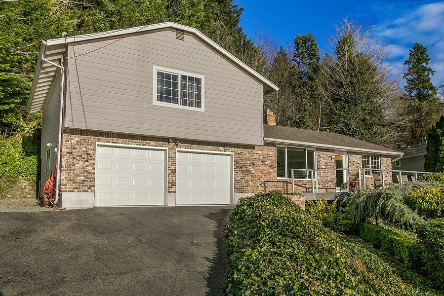 Real Estate Photography - 3615 East Bay Drive, Gig Harbor, WA, 98335 - Front View