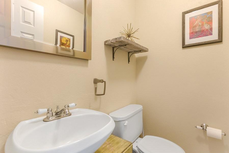 Real Estate Photography - 3615 East Bay Drive, Gig Harbor, WA, 98335 - Half Bath