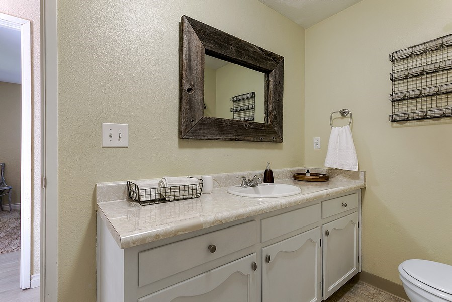 Real Estate Photography - 3615 East Bay Drive, Gig Harbor, WA, 98335 - Bathroom