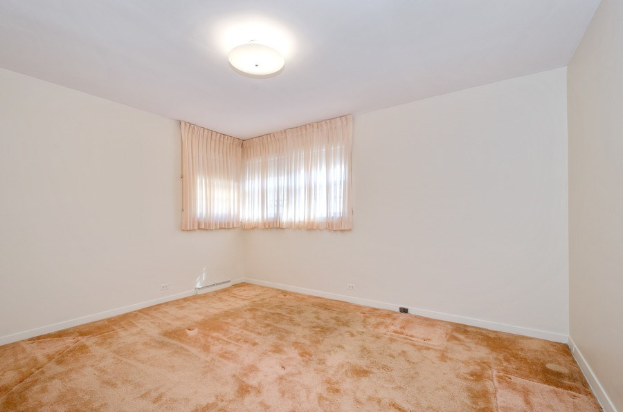 Real Estate Photography - 7407 N California Ave, Chicago, IL, 60645 - Bedroom