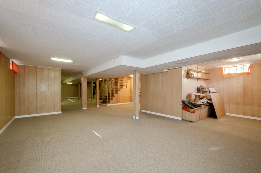 Real Estate Photography - 7407 N California Ave, Chicago, IL, 60645 - Basement