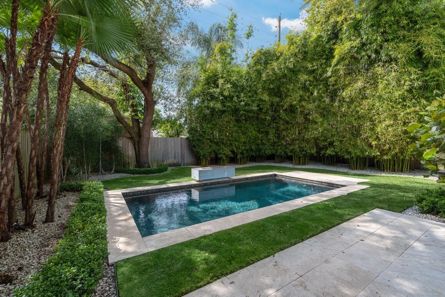 Real Estate Photography - 1922 Hammerlin Ave, Winter Park, FL, 32789 - Pool
