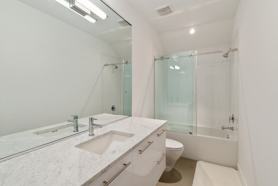 Real Estate Photography - 1922 Hammerlin Ave, Winter Park, FL, 32789 - Bathroom