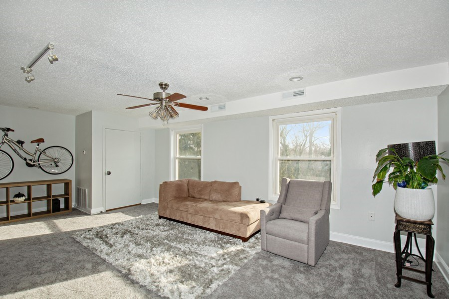 Real Estate Photography - 3815 Swann Rd, Unit 204, Suitland, MD, 20746 - Living Room
