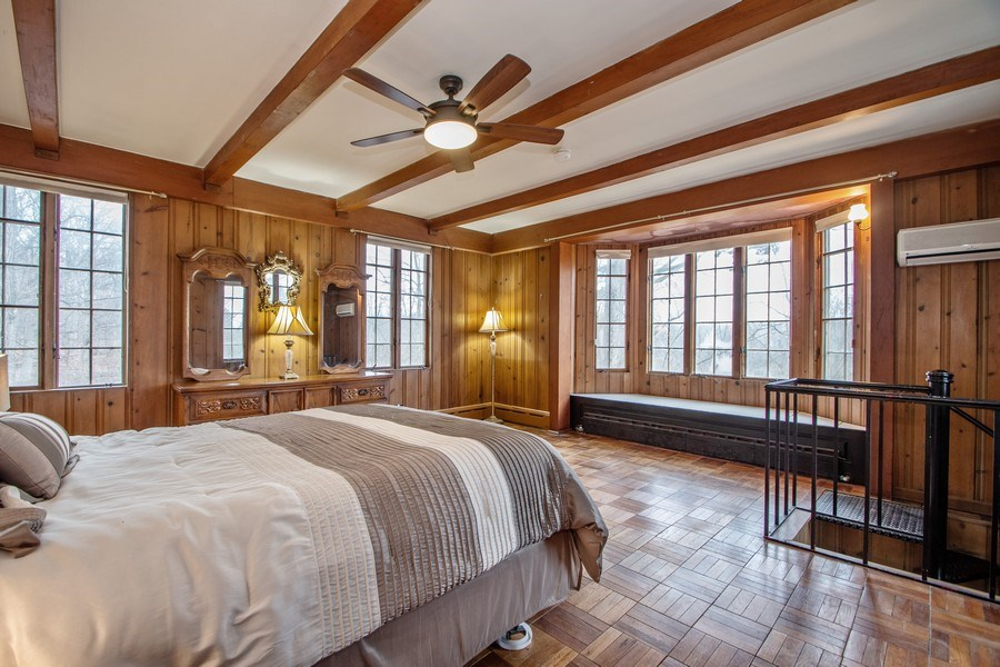 Real Estate Photography - 20353 Hilltop Road, Mokena, IL, 60448 - Master Bedroom
