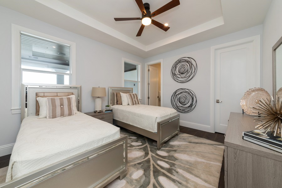 Real Estate Photography - 1200 Bimini Lane, Singer Island, FL, 33408 - 2nd Bedroom