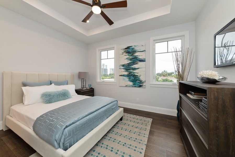 Real Estate Photography - 1200 Bimini Lane, Singer Island, FL, 33408 - 3rd Bedroom