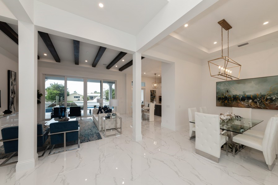 Real Estate Photography - 1200 Bimini Lane, Singer Island, FL, 33408 - Entryway
