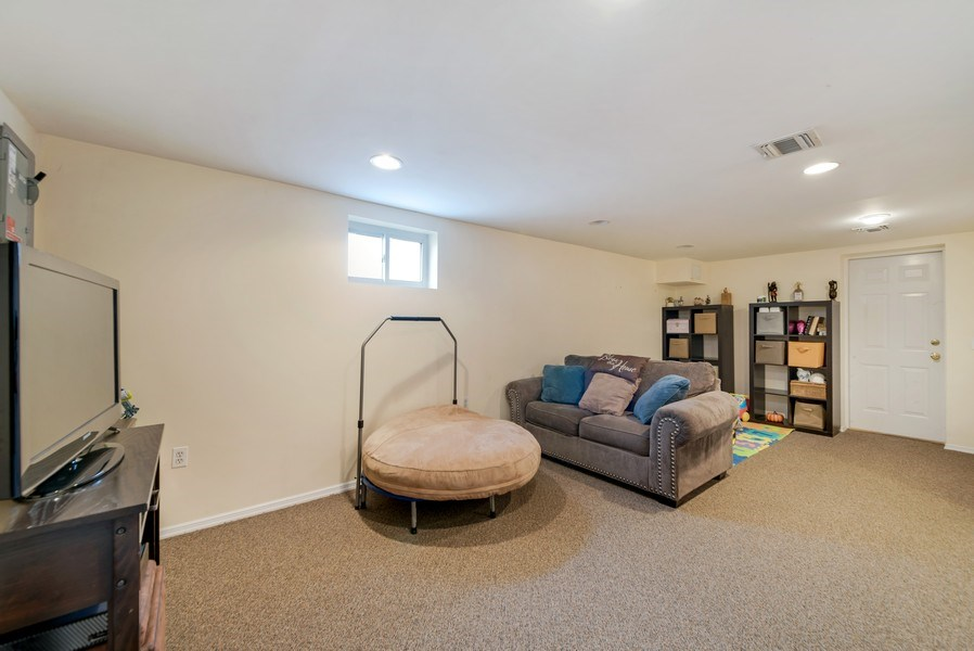 Real Estate Photography - 22 Capral Ln, New City, NY, 10956 - Basement