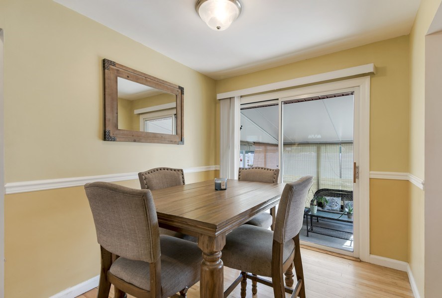 Real Estate Photography - 22 Capral Ln, New City, NY, 10956 - Dining Room