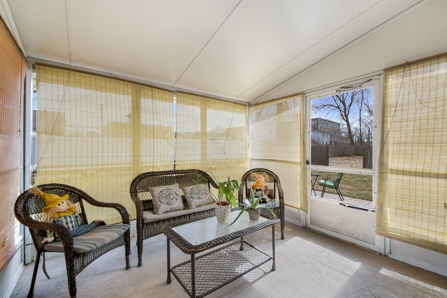 Real Estate Photography - 22 Capral Ln, New City, NY, 10956 - Porch
