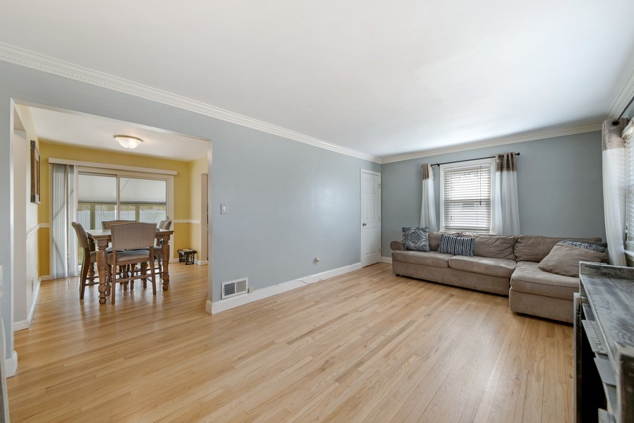 Real Estate Photography - 22 Capral Ln, New City, NY, 10956 - Living Room / Dining Room