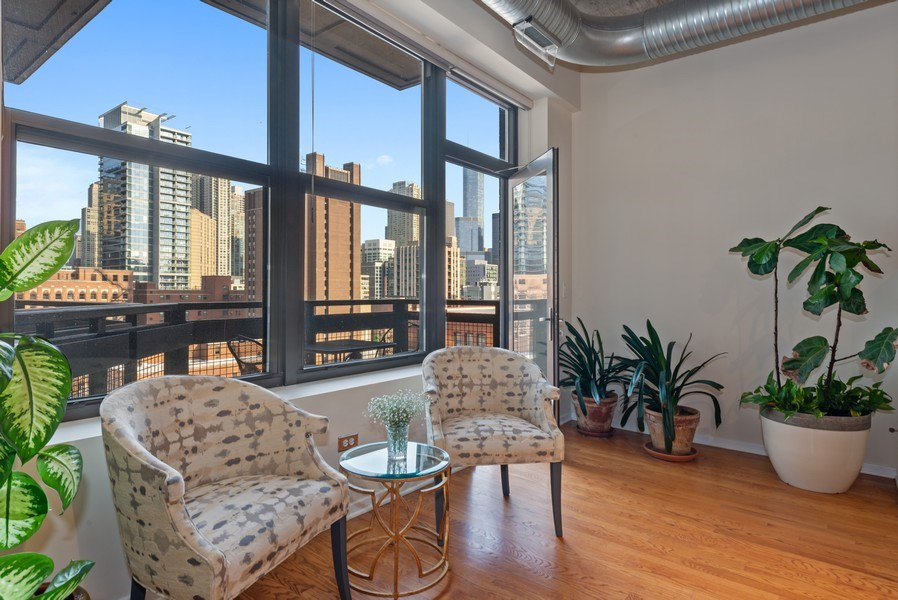 Real Estate Photography - 849 N Franklin, 917, Chicago, IL, 60610 - View