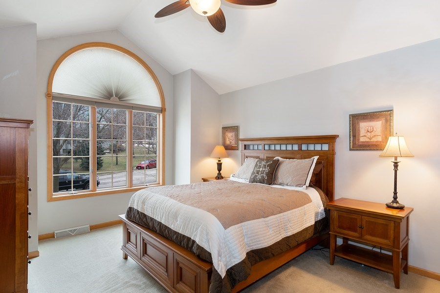 Real Estate Photography - 441 Clearbrooke Ter, Cottage Grove, WI, 53527 - Master Bedroom