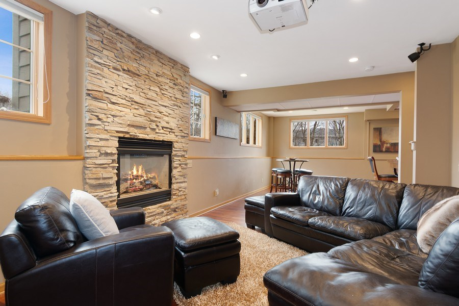Real Estate Photography - 441 Clearbrooke Ter, Cottage Grove, WI, 53527 - Lower Level