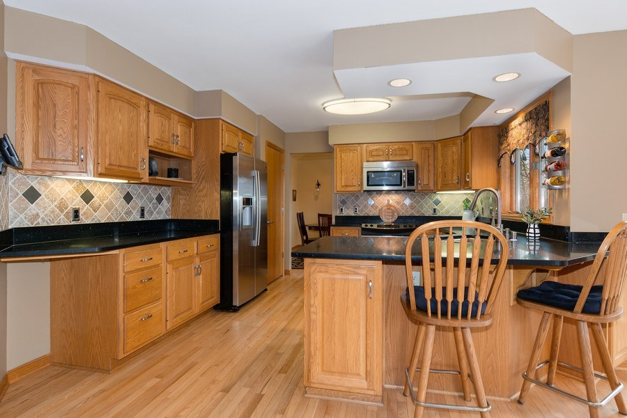 Real Estate Photography - 441 Clearbrooke Ter, Cottage Grove, WI, 53527 - Kitchen