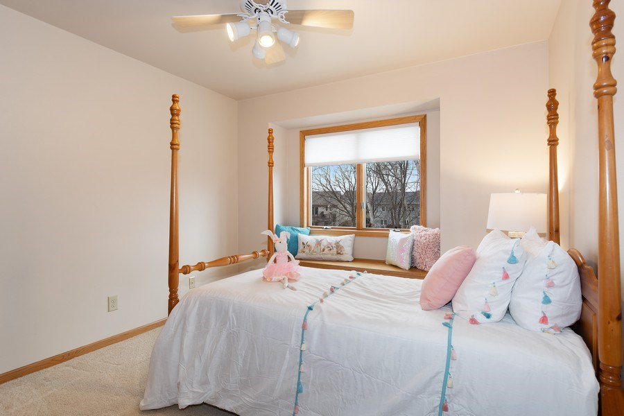 Real Estate Photography - 441 Clearbrooke Ter, Cottage Grove, WI, 53527 - Bedroom