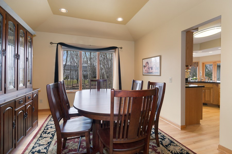 Real Estate Photography - 441 Clearbrooke Ter, Cottage Grove, WI, 53527 - Dining Room