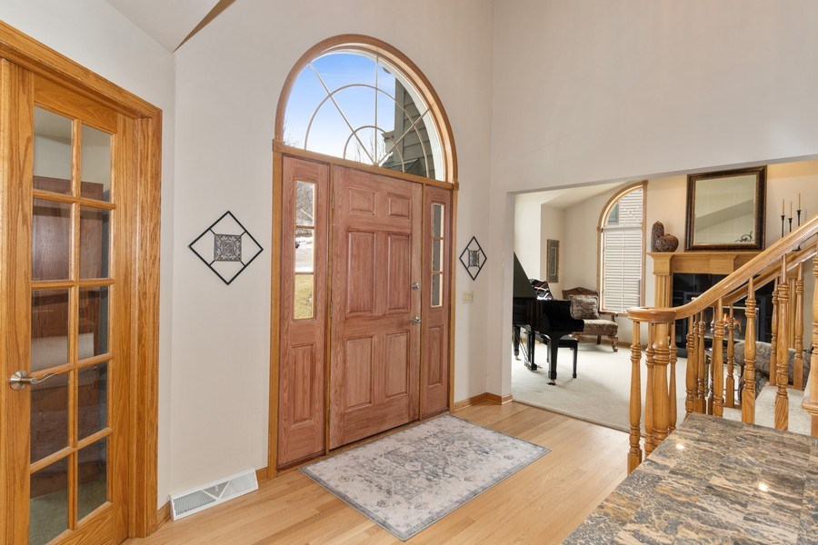 Real Estate Photography - 441 Clearbrooke Ter, Cottage Grove, WI, 53527 - Foyer