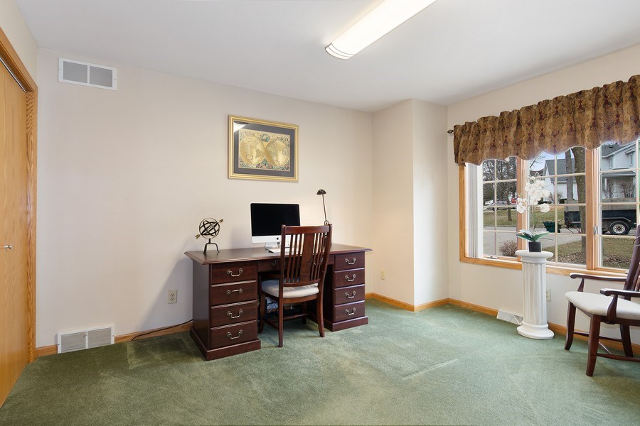 Real Estate Photography - 441 Clearbrooke Ter, Cottage Grove, WI, 53527 - Den