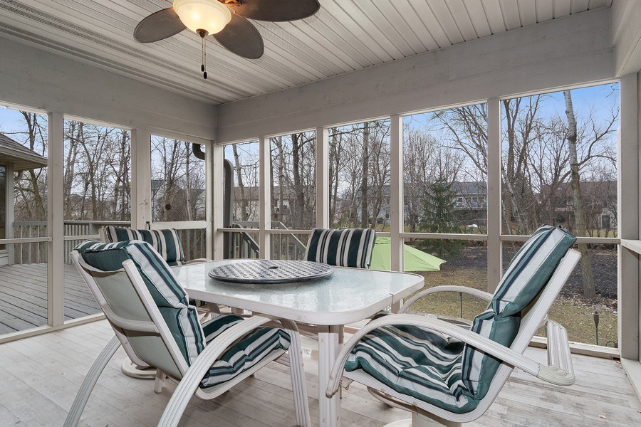 Real Estate Photography - 441 Clearbrooke Ter, Cottage Grove, WI, 53527 - Porch