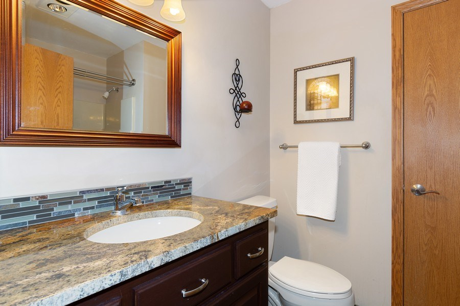 Real Estate Photography - 441 Clearbrooke Ter, Cottage Grove, WI, 53527 - Bathroom