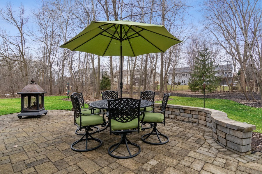 Real Estate Photography - 441 Clearbrooke Ter, Cottage Grove, WI, 53527 - Patio