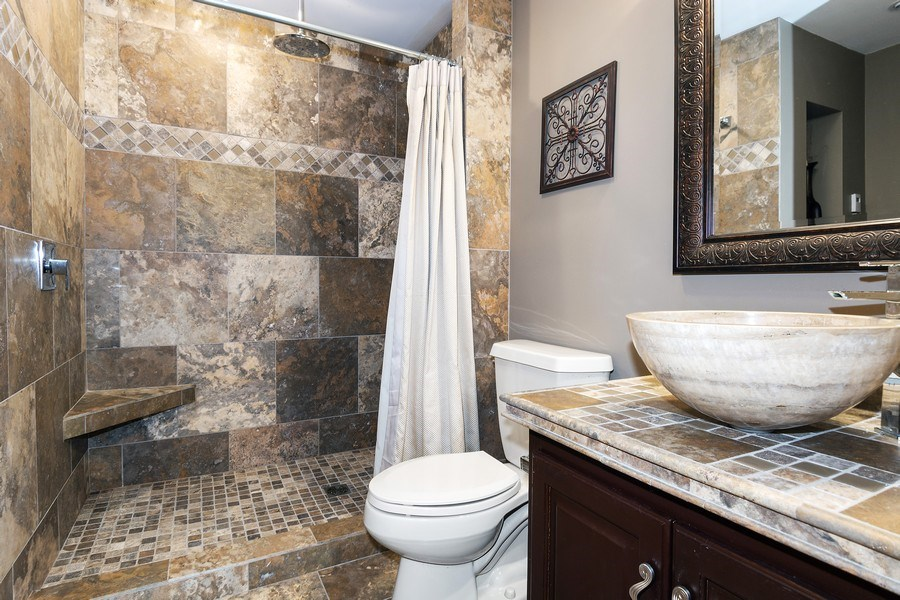 Real Estate Photography - 441 Clearbrooke Ter, Cottage Grove, WI, 53527 - 2nd Bathroom