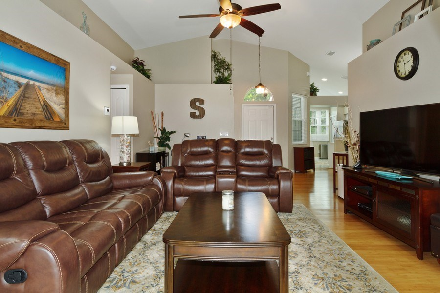 Real Estate Photography - 20841 Country Barn Dr, Estero, FL, 33928 - Living Room