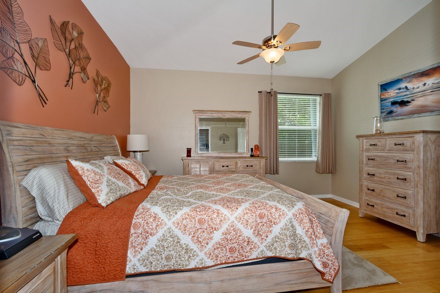 Real Estate Photography - 20841 Country Barn Dr, Estero, FL, 33928 - Master Bedroom