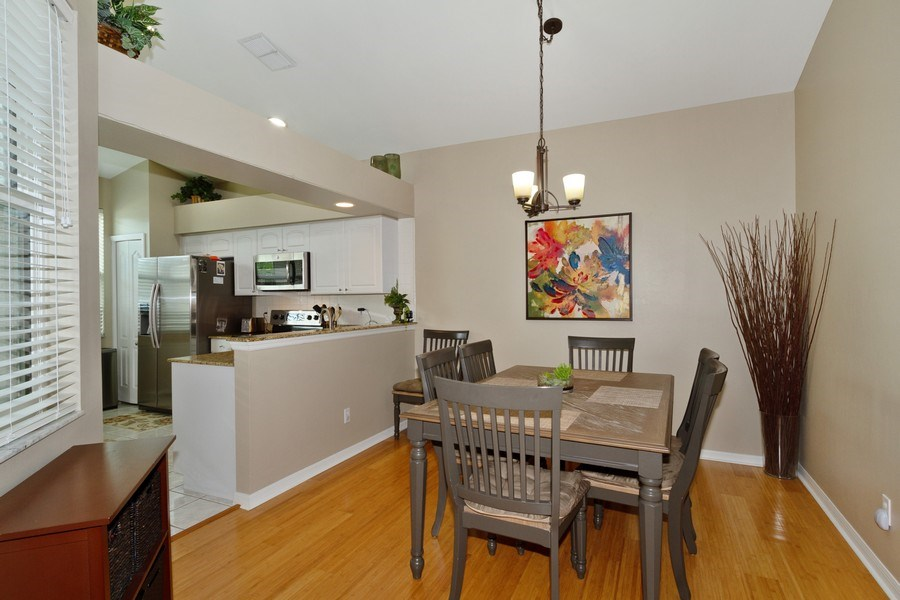 Real Estate Photography - 20841 Country Barn Dr, Estero, FL, 33928 - Dining Room
