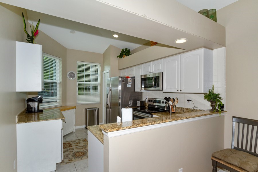 Real Estate Photography - 20841 Country Barn Dr, Estero, FL, 33928 - Kitchen