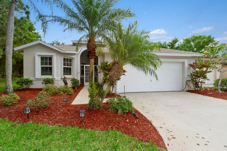 Real Estate Photography - 20841 Country Barn Dr, Estero, FL, 33928 - Front View